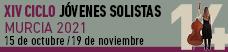 PROGRAMA DE LA XIV EDICIÓN DEL CICLO JÓVENES SOLISTAS